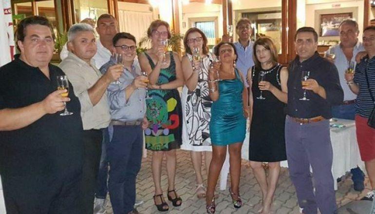 San Roberto, si riuniscono dopo trentasei anni gli alunni della terza B