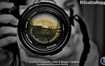 """Reggio, al via il concorso """"RiScatta Reggio"""""""