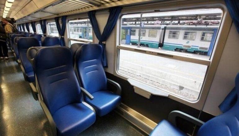 Maltempo, traffico ferroviario sospeso tra Ferruzzano e Bianco