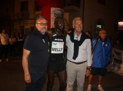 Il nono Trofeo Verduci va al keniota Edwin Kiprosgei Melly