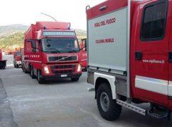 Reggio, proclamato stato agitazione Comando Provinciale Vigili del Fuoco