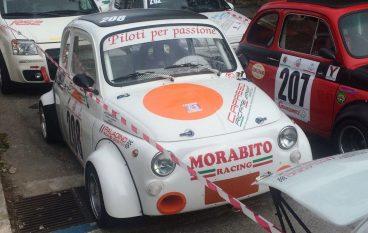 Automobilismo, Morabito si impone a Erice nelle bicilindriche