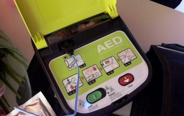 Amantea, donato un defibrillatore al plesso scolastico di Campora San Giovanni