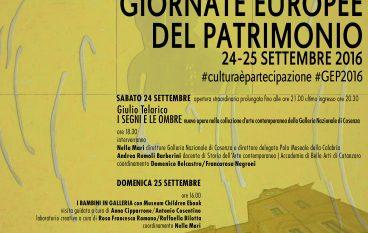 Cosenza, alla Galleria Nazionale l'incontro con l'artista Telarico