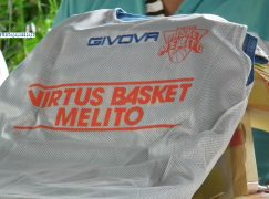 ASD Virtus Basket Melito, tante novità per la nuova stagione