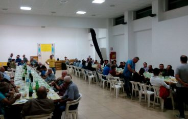Chorio, raccolti fondi per i terremotati di Amatrice