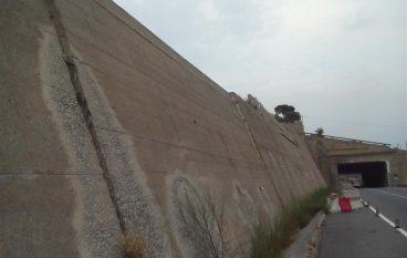 SS 106, Crea e Pace su pericolosità del muro di Bova Marina