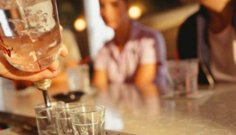 Reggio, provvedimento contro il consumo di bevande alcoliche