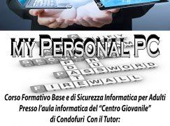"""Condofuri, al via la nuova attività formativa """"My Personal Pc"""""""