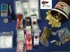 Cosenza, nasconde droga in un barattolo della Nutella: arrestato