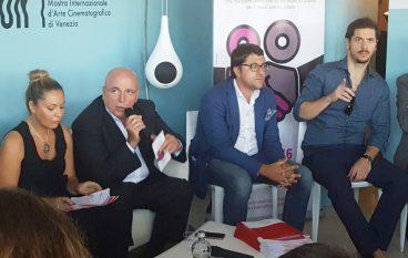 Presentato a Venezia il Protocollo d'intesa tra le Film Commission di Calabria e Basilicata