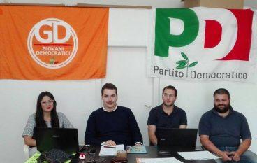 Giovani Democratici della Locride e dell'Area Grecanica a confronto
