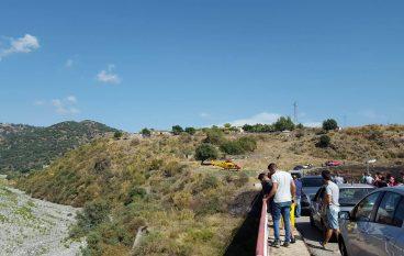 San Lorenzo, giovane cade dal Ponte San Nicola