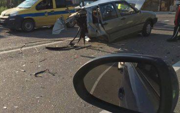 Incidente sulla SS 106, tre auto coinvolte