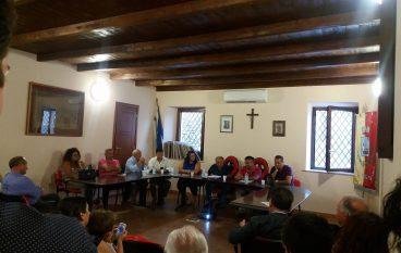 San Lorenzo, svolto incontro del GAL Area Grecanica