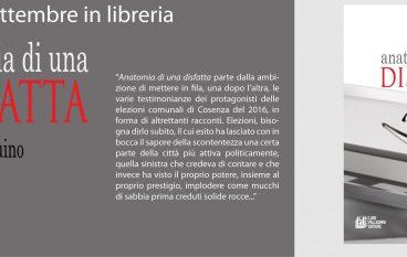 """Esce in libreria """"Anatomia di una Disfatta"""" di Sergio Aquino"""