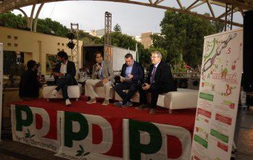 Reggio Calabria, Magorno apre la Festa de L'Unità