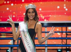 Miss Italia in Calabria: arriva Rachele Risaliti