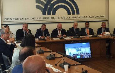 Oliverio alla Conferenza delle Regioni sul dopo terremoto