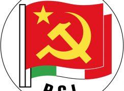 Il PCI sarà in piazza il 25 Aprile