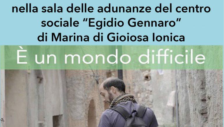 Marina di Gioiosa Ionica, presentazione del libro di Francesco Iriti