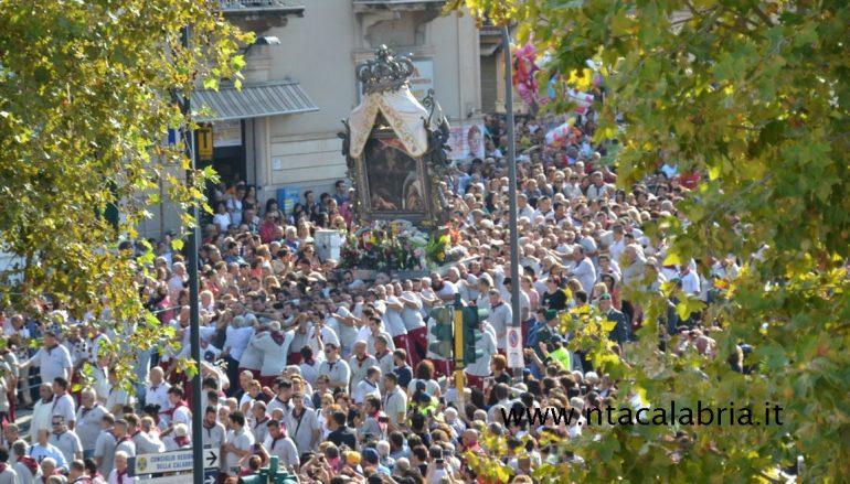 Processione in onore della Madonna della Consolazione: FOTO