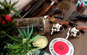 Cosenza, sequestrato arsenale pronto all'uso