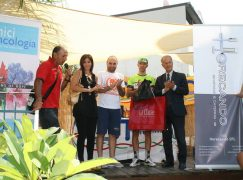 Ciclismo, all'atleta Staglianò il Trofeo Saline Joniche