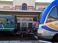 Calabria, modifiche di Trenitalia in vigore dal 12 settembre