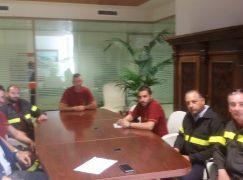 Vigili del Fuoco: incontro alla Regione Calabria
