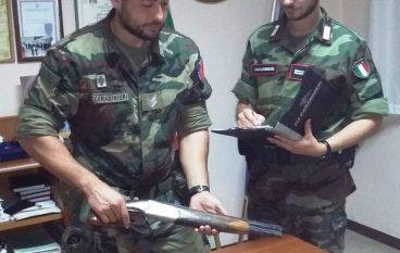 Galatro, un arresto per detenzione di arma clandestina