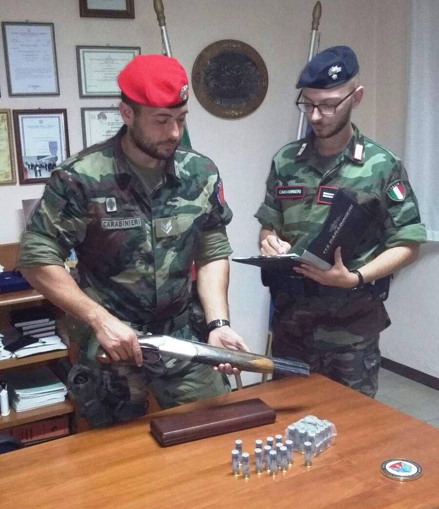 Galatro Un Arresto Per Detenzione Di Arma Clandestina