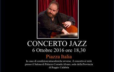A Reggio Calabria un concerto jazz