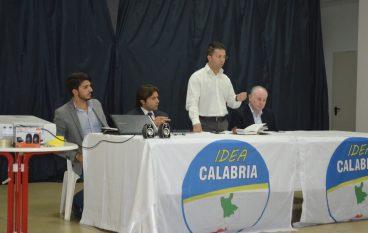 """A Chorio la seconda tappa del Tour del """"NO"""" di Idea Calabria"""