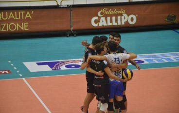 Pallavolo: buono la prima per la Tonno Callipo, sconfitta la Coordiner Catania