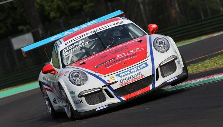 Automobilismo: Iaquinta terzo alla Gran Turismo Cup