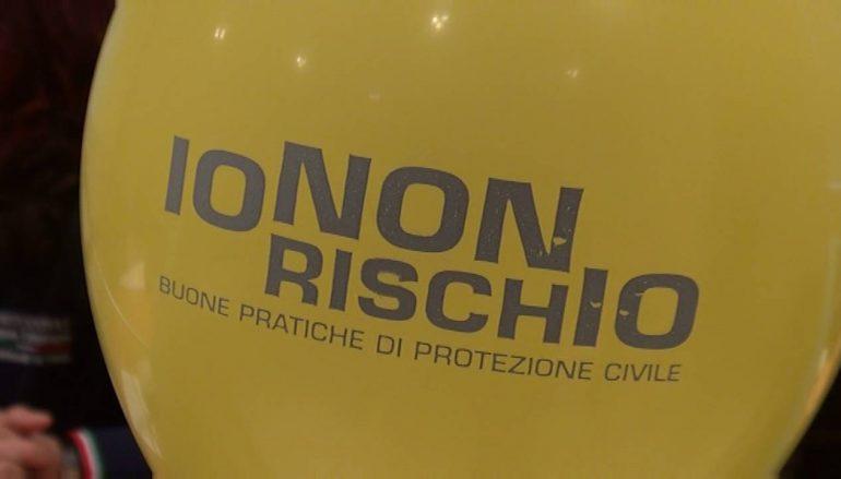 """A Reggio Calabria la campagna """"Io non Rischio"""" della Protezione Civile"""