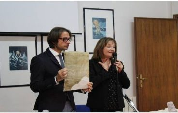 """Reggio, Archivio di Stato: aperti i depositi per """"Le Muse"""", un successo"""