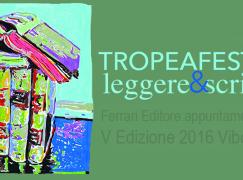 """Al """"Tropea Festival"""" due appuntamenti letterari di Ferrari Editore"""