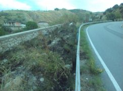 Lazzaro, Crea su manutenzione ordinaria torrente Ferrina