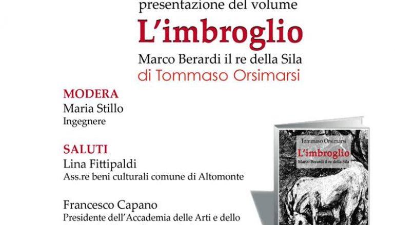 """Ad Altomonte (CS) parte la rassegna """"I salotti della storia"""""""