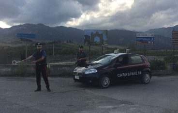 Controlli dei Carabinieri nella locride: un arresto