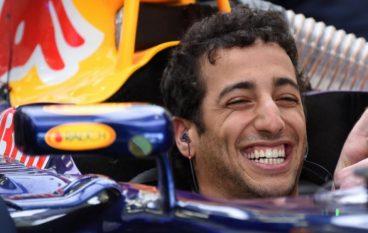 Formula 1, un club dedicato al pilota Daniel Ricciardo a Casignana?