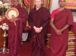 "Reggio, al Santha Buddha Vihara celebrazione di ""Katina Pinkama"""