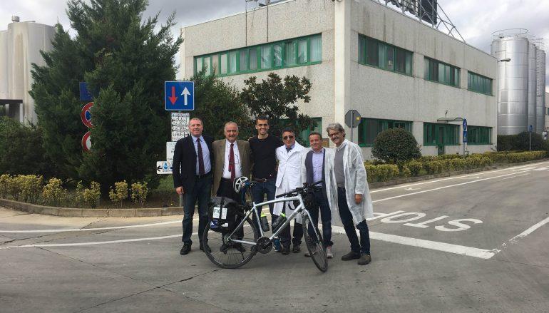FICO Bike Tour a Castrovillari per scoprire il Caciocavallo Silano DOP