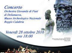 Reggio Calabria, al via secondo concerto dei Fiati di Delianuova