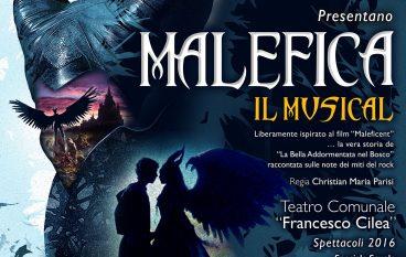 """Reggio Calabria, musical """"Malefica"""" al Teatro Cilea"""