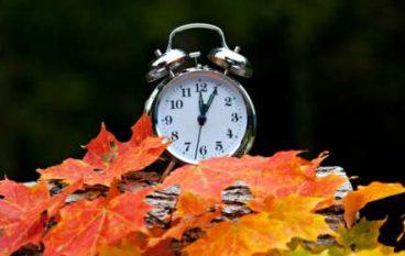 Ora solare: lancette indietro di un'ora
