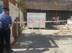 Cosenza, sequestrata un'altra area rifiuti all'Ospedale Annunziata
