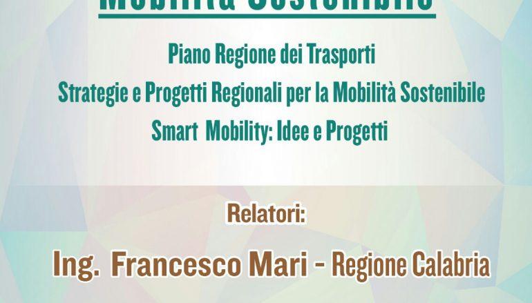 Rende, seminario su mobilità sostenibile promosso dal SASUS